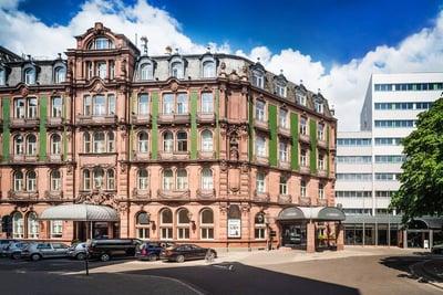 Le Meridien Hotel Frankfurt