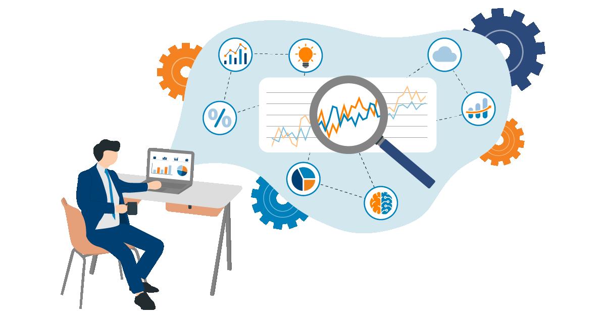 Microsoft Power BI integrates Serviceware Performance Analytics.