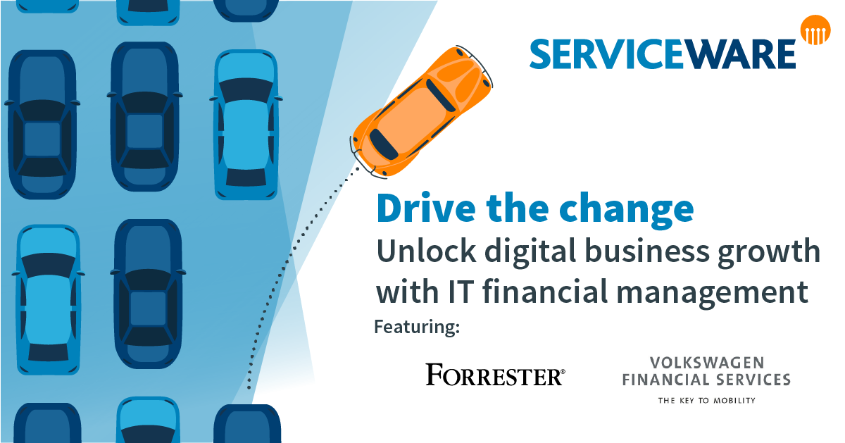 ITFM Financial webinar with VW and Forrester