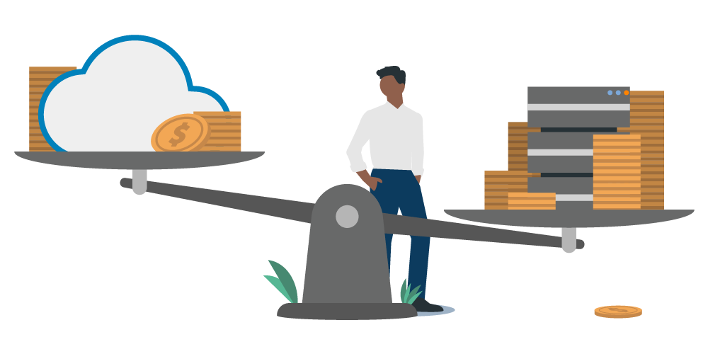 Building profitable Business Cases for Cloud and Hybrid Cloud
