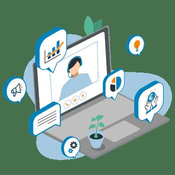 Machen Sie mehr aus Ihren Daten in Serviceware Financial mit unserem Power BI Dashboard Package