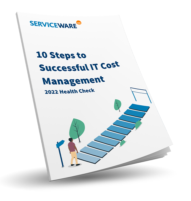 Serviceware White Paper: 10 Steps to Successful IT Cost Management