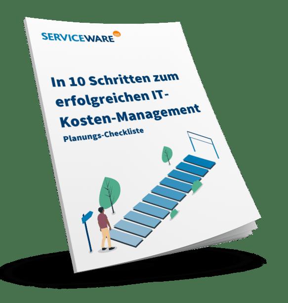 In 10 Schritten zum erfolgreichen IT-Kosten-Management.