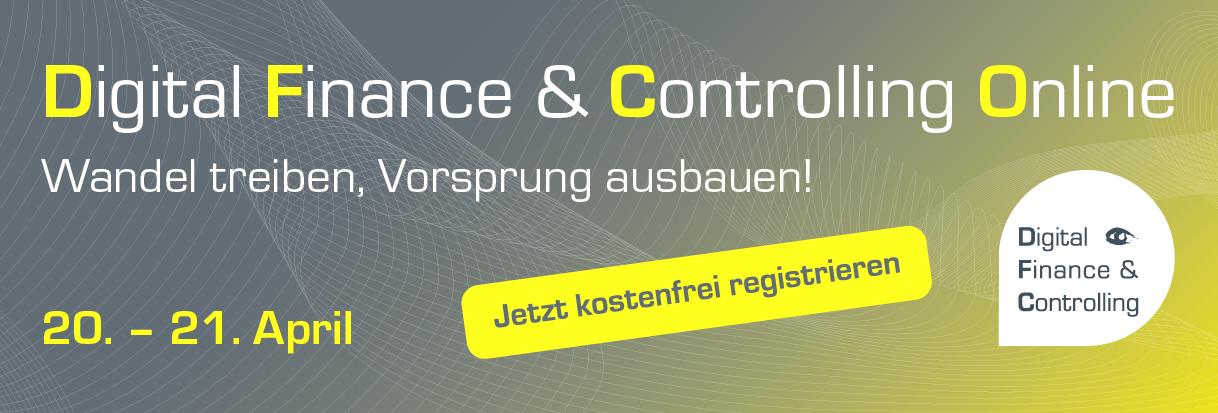 digital finance & controlling online